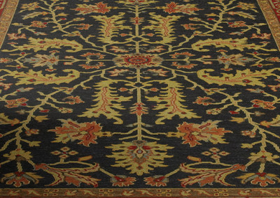 Hand Made Oriental Carpet